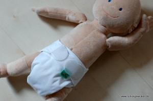 Totsbots Teenyfit für Neugeborene