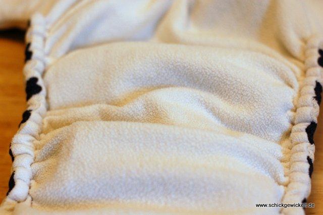 Innenseite aus Mikrofaser-Fleece
